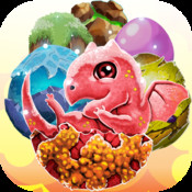 Dragon Eggs Mania - Become a dungeon master and crack your dragon eggs flippin eggs