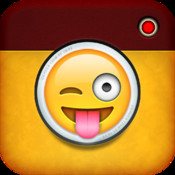 Insta Emoji - Photo Booth with Emoticons, Smiley Faces and Stickers (FREE)