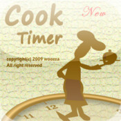 Cooking Timer secondary program