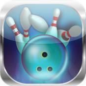 Glow Bowling 3D