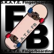 SKATE Fingerboard fingerboard