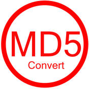 Convert MD5 for iPhone