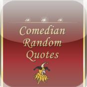 Comedian Random Quotes