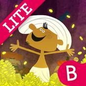 Alí Babá y los 40 ladrones (LITE). Una gran historia animada, un cuento clásico, la historia y el juego para niños de 2-8 años. Libro interactivo de aprendizaje para la etapa preescolar y 1º y 2º de Primaria. converter 3gp para wmv