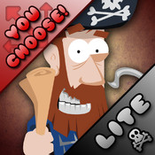 You Choose!: PIRATES free