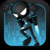Anti Gravity Stickman Run PRO - Full Zero Gravity Version gravity hills overkill