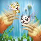 Baby Pandas Fall - Addictive Animal Falling Game