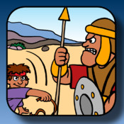 David & Goliath - Interactive Bible Stories dvd2mpeg