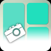 DePic - Transparent collage photo editor + customize picture frames with text captions for Instagram and social networks FREE