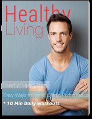 Healthy Living for Men Mag