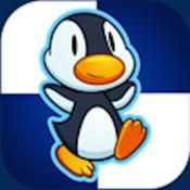 Jumping Penguin- Don`t Step The White Iceberg Tile