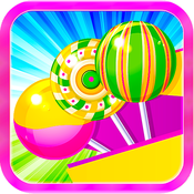 Lollipop Hero Yum Blaster Line Maker Connect - Free HD Puzzle Game Draw Mania Sweet Candy Match Party Edition
