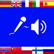 Voice Translator Pro - Live language translator for speech and text sticker translator