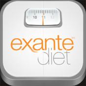 Diet Tracker by Exante Diet