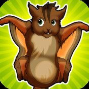 Happy Forest Free Fall FREE - A Nuts Squirrel Dropping Simulator