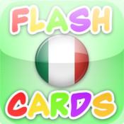 Italian Flashcards - At The Beach