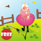 Mad Granny Free - Angry Birds are dropping thei... mad birds pursuit