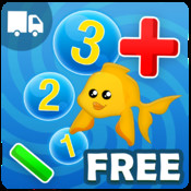 Preschool Puzzle Math Free - Basic School Math Adventure Learning Game (Numbers Counting Addition Subtraction) for kids
