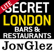 Secret London – Unusual Bars and Restaurants Lite