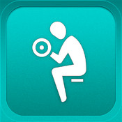 Arm Trainer : 100+ arm exercises and workouts, on-the-go, home, office, travel, personal trainer powered by Fitness Buddy trainer