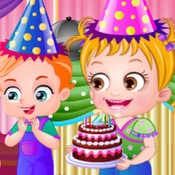 Baby Birthday Party - Shopping & Makeover & Dressup