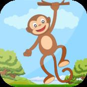 Swinging Monkey -Handle the Swing