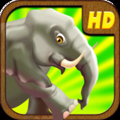 An Elephant Safari Run Expedition - FREE Multiplayer Nextpeer