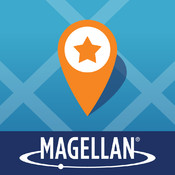 Magellan SmartGPS Mobile North America