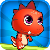 Run Rex Run - Fun Multiplayer Race fun run multiplayer race