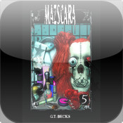 Mazscara: Issue #5 graphic novel
