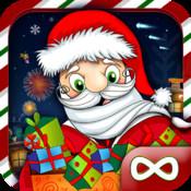 Santa in Zombie Land