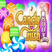 Candy Crush Soda Saga candy crush