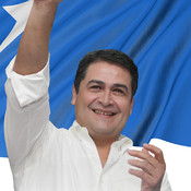 Juan Orlando Presidente