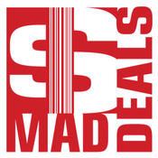 MAD DEALS - Coupons + Deals + Shopping