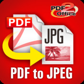 PDF to JPEG by PDF2Office - the PDF Converter for iPad convert wmv to files