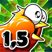 Chicken Fly 1,5 : The Free Jungle Fly Knockdown - Pro Version