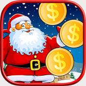 Santa Slots Pro - Christmas Themed Vegas Style Slots!