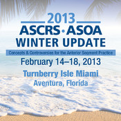 ASCRS ASOA Winter Update 2013 HD