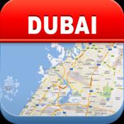 Dubai Offline Map - City Metro Airport