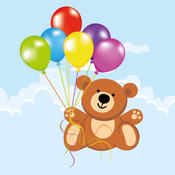 Funny Balloons: Pop Balloons and Bubbles for Fun