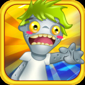 A Free Zombie Road Racing Game zombie road