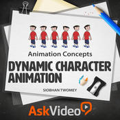 Animation Concepts 102 - Dynamic Character Animation online animation