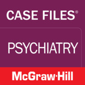 Case Files Psychiatry, Fourth Edition (LANGE Case Files) McGraw-Hill Medical erase files