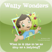 Wally Wonders - What is it like to be a ladybug - Photo Booth and Game