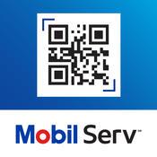 Mobil Serv Lubricant Analysis Sample Scan sample