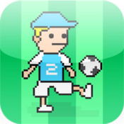 Art Football Juggle-Ball Soccer Heroes