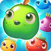 Fruit Smasher -A wildly addictive match-two puzzle game!
