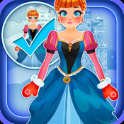 My Dream Snow Ice Fairy Princess Fun Magic Draw and Copy Your Own Free Dressing Up Game 5star game copy 1 5