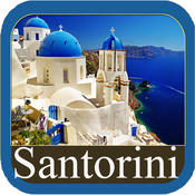 Santorini Island Offline Travel Explorer star trek