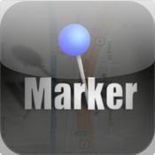 Marker folder marker 1 3